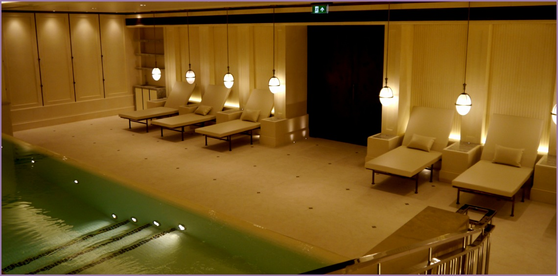 luxury health club opens london
