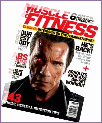 muscle fitness usa june 2015