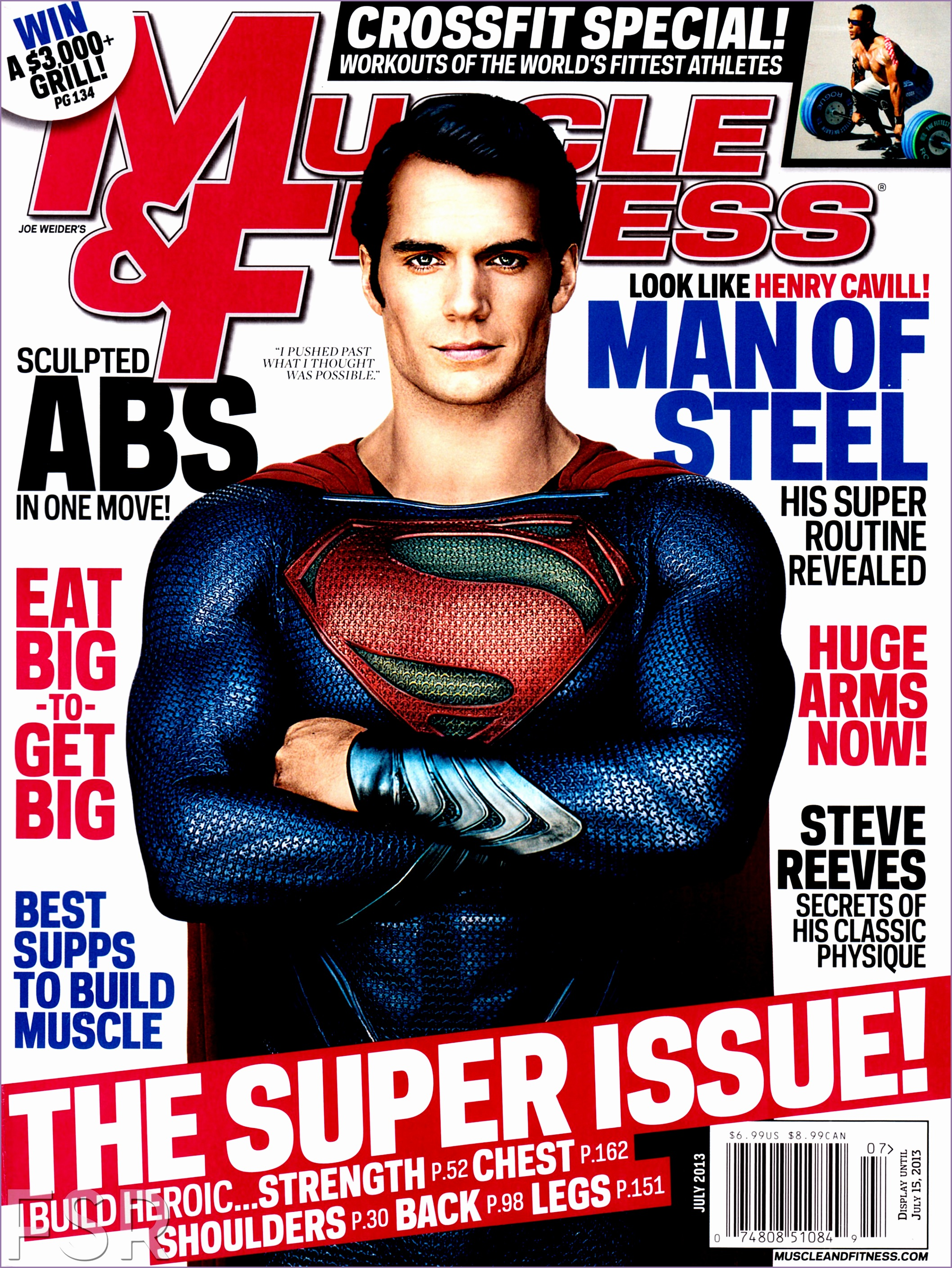 muscle fitness magazine subscription deal 1 year for 4 99 7