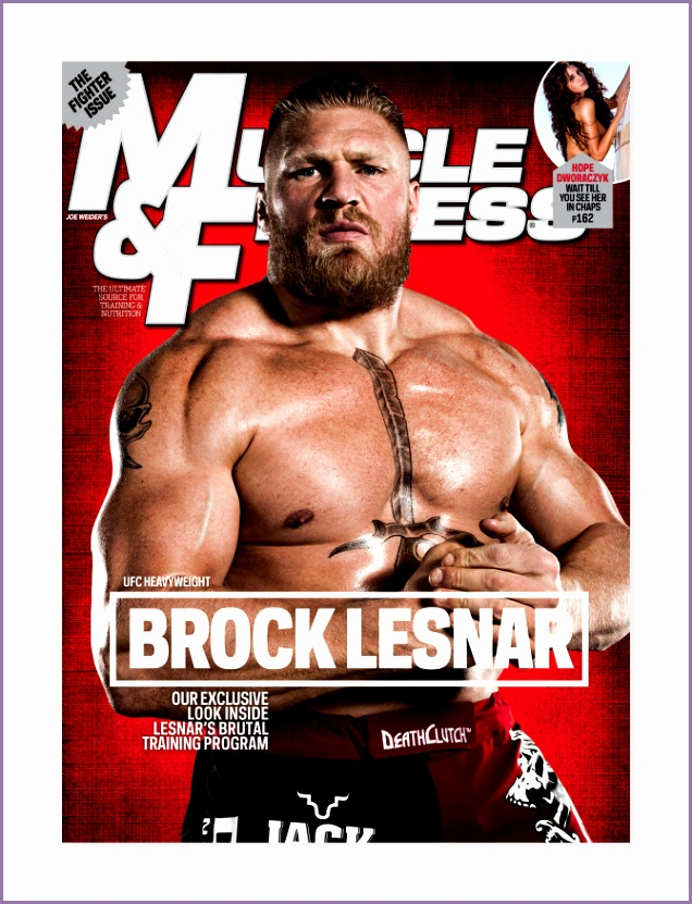 Muscle Fitness Covers