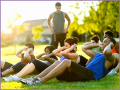 5 Outdoor Fitness Bootcamp