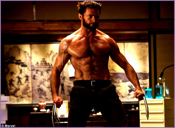 Hugh Jackman reveals fitness regime got ripped X Men Manhattan magazine
