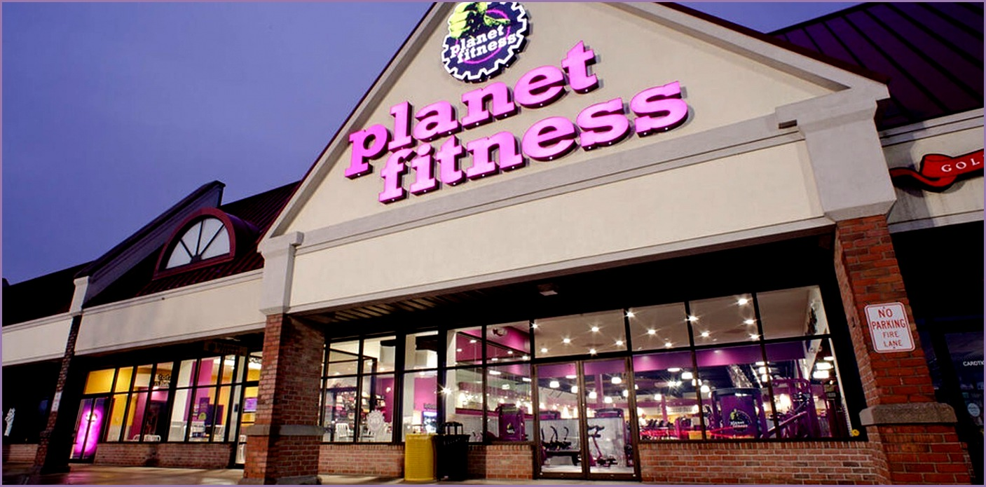 planet fitness evacuated