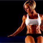 8 Women Fitness Body
