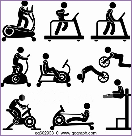 gym gymnasium fitness exercise gg