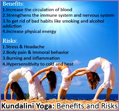 kundalini yoga benefits risks