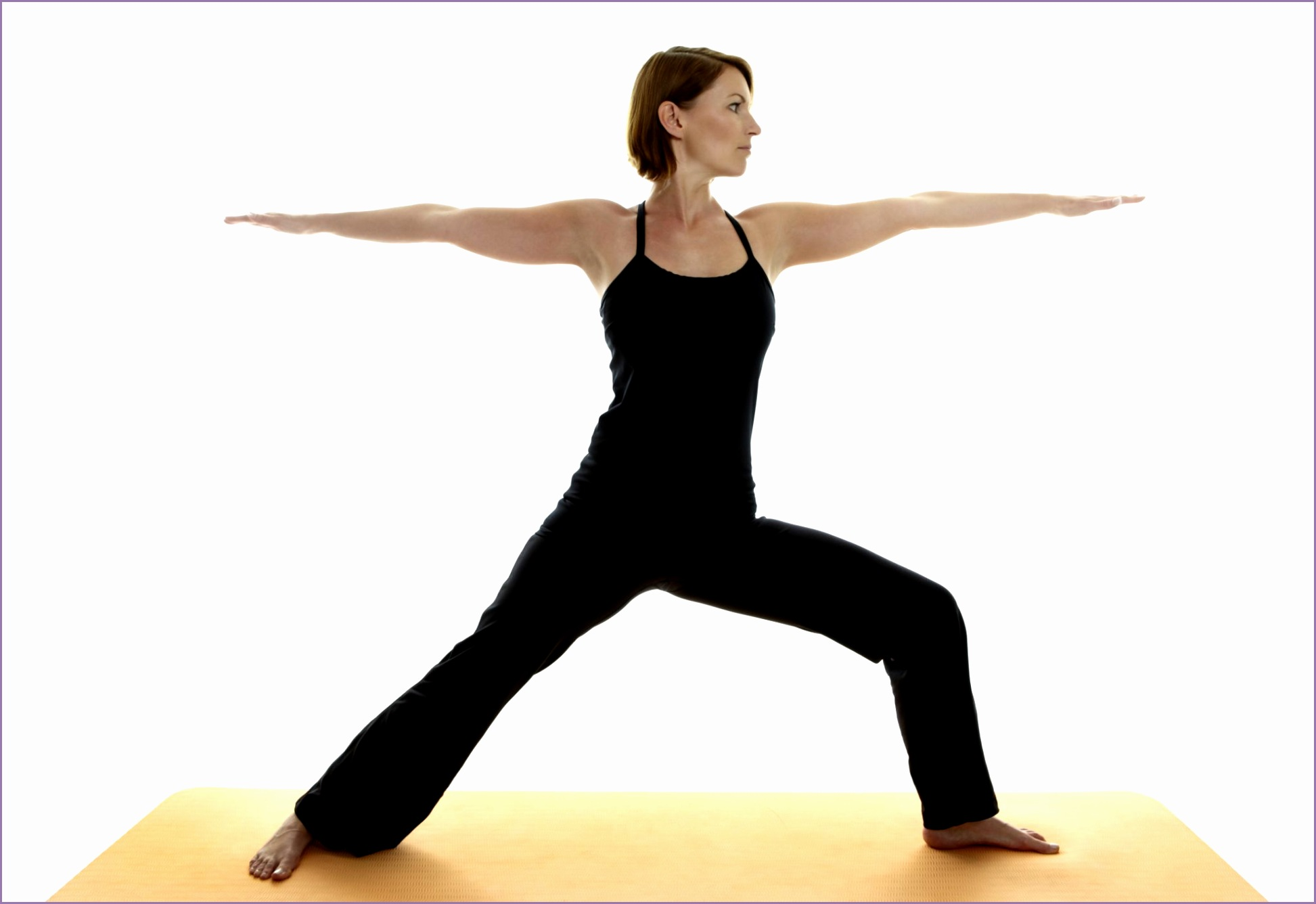yoga poses strength warrior pose 2 virabhadrasana 2