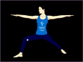 6 Yoga Warrior Pose
