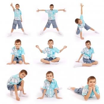 fun yoga poses for kids  work out picture media  work