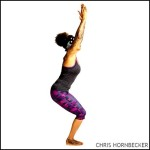 Chair Pose – Core Yoga Poses
