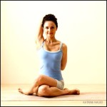 Cow Face Pose – Hip Opening Yoga Poses