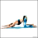 Extended Puppy Pose – Forward Bend Yoga Poses