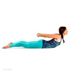 Locust Pose – Chest Opening Yoga Poses