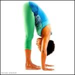 Standing Forward Bend – Forward Bend Yoga Poses