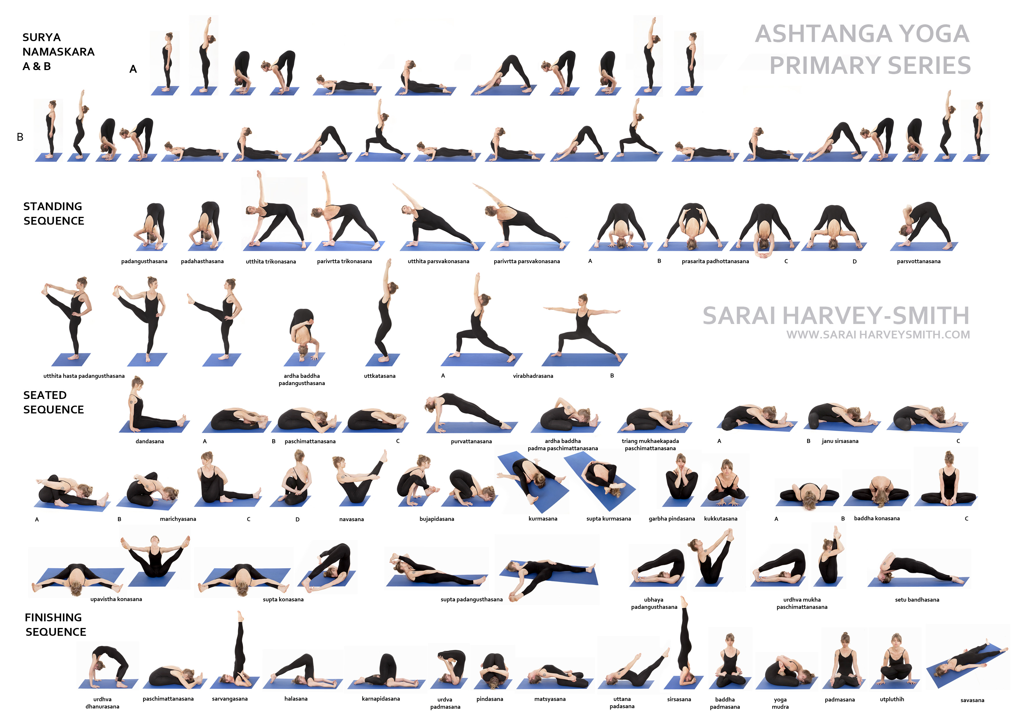 Ashtanga Yoga Poses Pictures - Work Out Picture Media ...