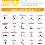 4  Beginners Yoga Sequence