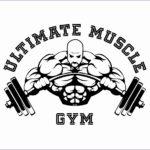 8 Bodybuilding Gym Logos