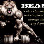 8 Bodybuilding Quotes Animal