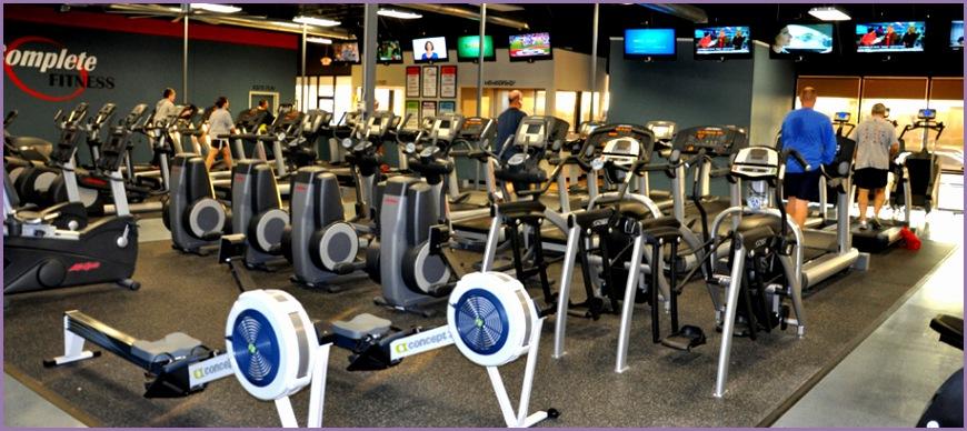 Complete Fitness Edukvk Lovely Home