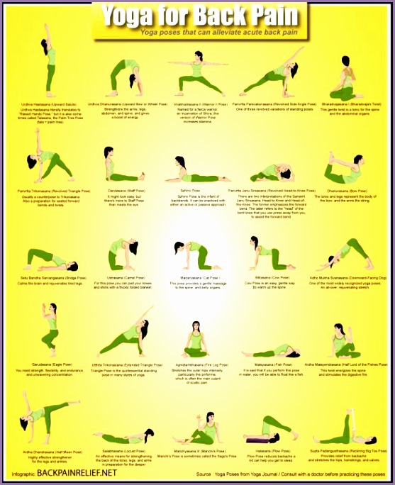 Easy Yoga Poses for Back Pain Csurth Best Of Health and Beauty Yoga for Back Pain Weddbook