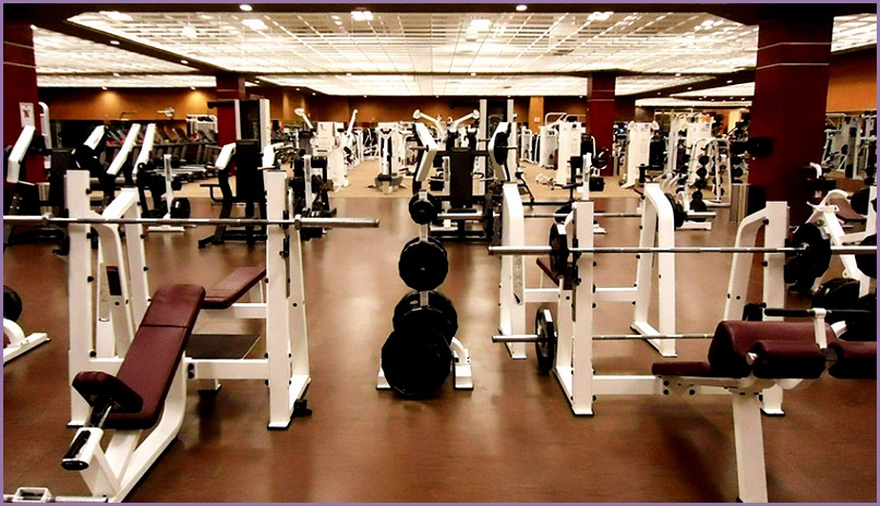 5 Fitness Center Near Me - Work Out Picture Media - Work ...