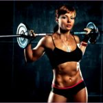 4 Fitness Model Workout