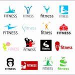 5  Fitness Vector Logos