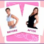 8 Flirty Girl Fitness before and after