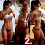 7 Hot Fitness Selfie