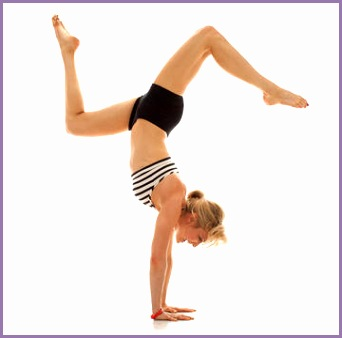 5 inverted yoga poses  work out picture media  work out