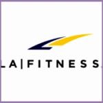 8 La Fitness Logo Vector