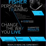 4  Make Personal Trainer Flyer