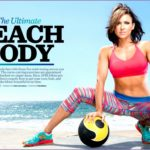 5  Muscle and Fitness Hers August 2014