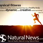 4 Physical Fitness Quotes