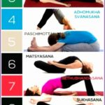 4  Yoga Poses for Anxiety
