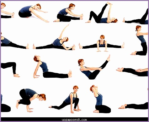 5 yoga poses wiki  work out picture media  work out