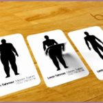 4 Creative Fitness Business Cards