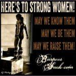 6 Crossfit Women Quotes