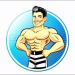 5 Fitness Cartoon Images