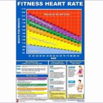 4 Fitness Heart Rate Chart