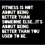 7 Fitness Photos with Quotes