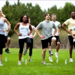 4  Group Fitness Outside