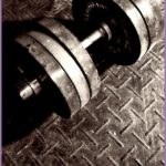 6 Gym Weights Wallpaper iPhone