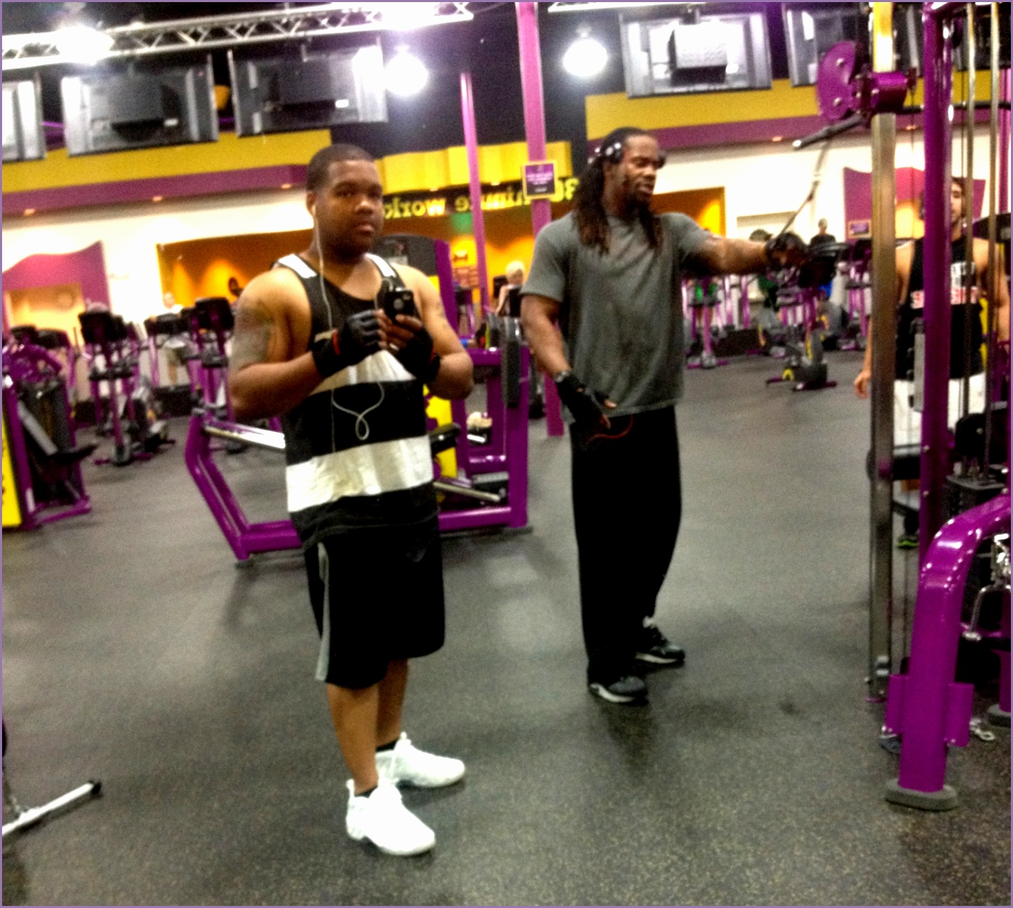 Free Weights Planet Fitness: 5 Planet Fitness Weights