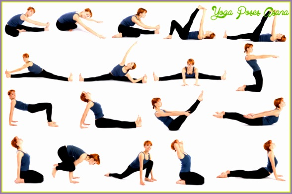 6 Power Yoga Poses - Work Out Picture Media - Work Out ...