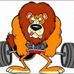 4  Animal Fitness Cartoon
