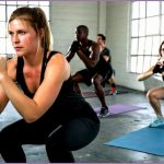 4  Fitness Class Instructor