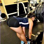 4 Fitness Girl ass