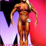 8 Fitness Model Competition