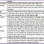 8 Fitness Model Diet